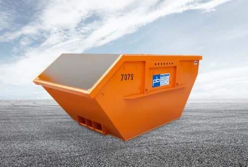 Online Absetzcontainer 7m³mieten