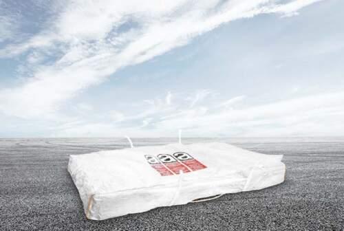 Online Big Bags für Asbest Platten mieten und kaufen