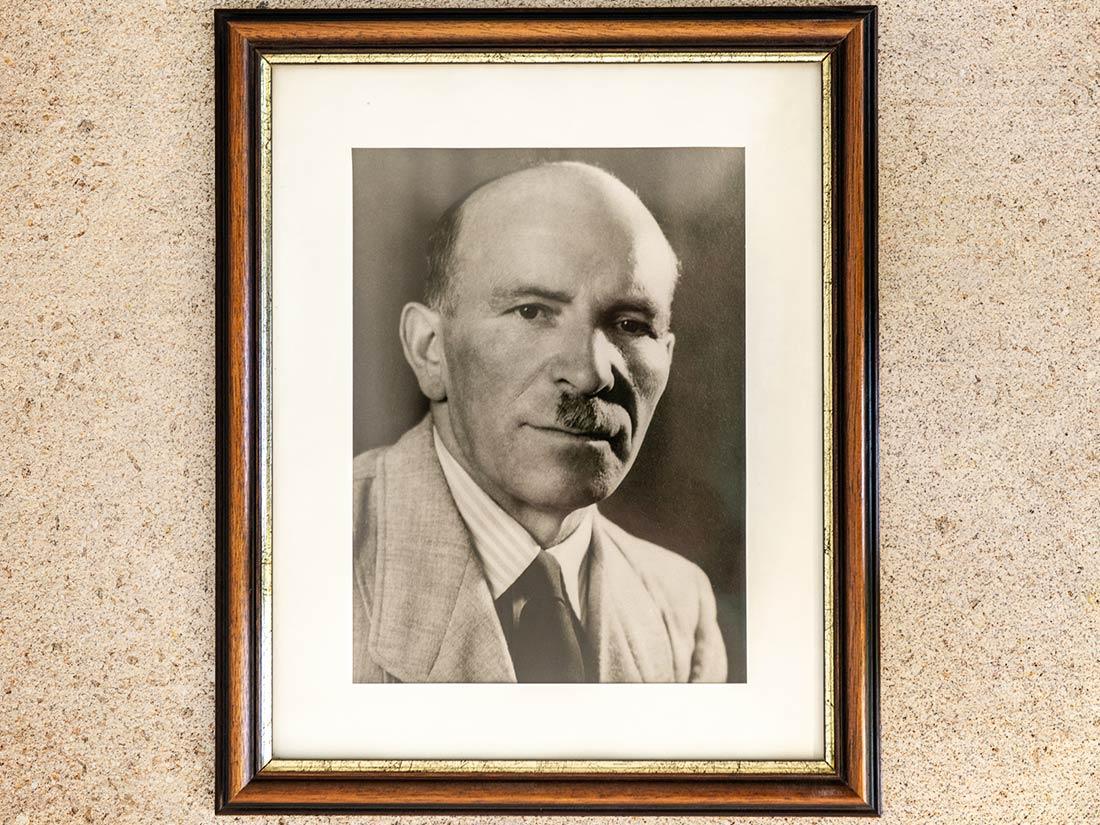 1926 – Heinrich Becker gründet das Malergeschäft