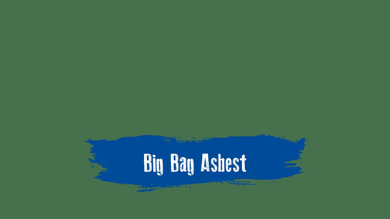 Big Bags für Asbest
