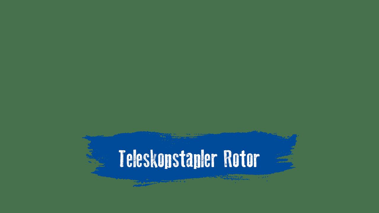 Teleskopstapler Rotor mieten und gebraucht kaufen Paul Becker