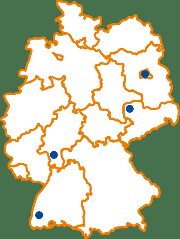 Paul Becker Gerüstbau Niederlassungen