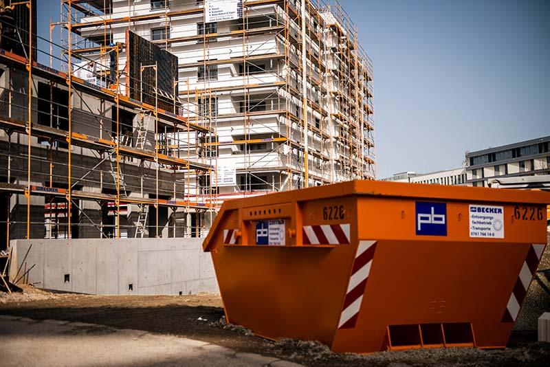 Container in Langzeitmiete