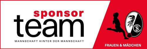 Logo SC Freiburg Sponsor – Frauen & Mädchen