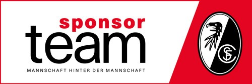 Logo SC Freiburg Sponsor
